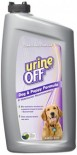 UO01197 Urine OFF Спрей для уничтожения пятен и запахов от собак и щенков 946 ml