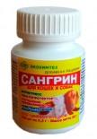 САНГРИН-диетическая добавка к рациону для кошек и собак,таблетки, уп.100 шт (Россия) ООО