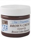 119 Chris Christensen Brown Ice Creme / Крис Кристенсен Коричневый маскирующий крем для шерсти 71 гр (США)