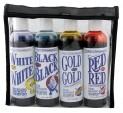 CKIT Chris ChristensenColor KIT 4*118мл/ Крис Кристенсен Набор пробников  White On White * Black On Black * Gold On Gold * Red On Red  4*118 мл(США)