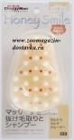 Ультра-силиконовая Щетка для удаления  шерсти S, HS-87,  арт.83387  (DoggyMan) (Япония)