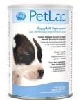 Pet-Ag PetLac Puppy Milk Replacement Powder Заменитель материнского молока для щенков от 0 месяцев (порошок) 1-ступень, (300гр.) (США)